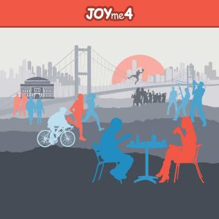 JoyMe4 - אפליקצייה חברתית